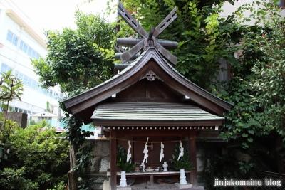 開運七福稲荷神社(大田区田園調布南)7