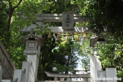多摩川浅間神社(大田区田園調布)5