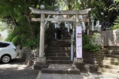 多摩川浅間神社(大田区田園調布)7