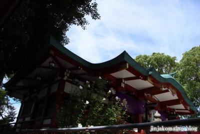 多摩川浅間神社(大田区田園調布)15