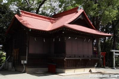 多摩川浅間神社(大田区田園調布)28