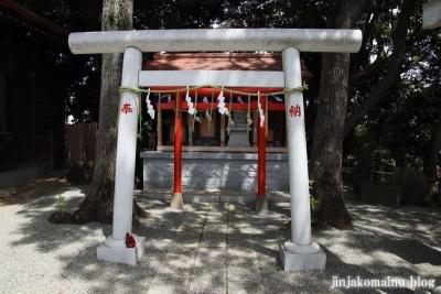 多摩川浅間神社(大田区田園調布)29