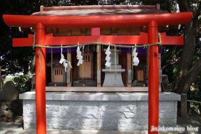 多摩川浅間神社(大田区田園調布)30