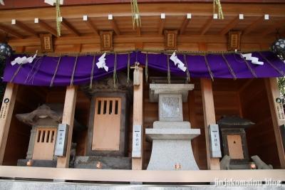 多摩川浅間神社(大田区田園調布)31
