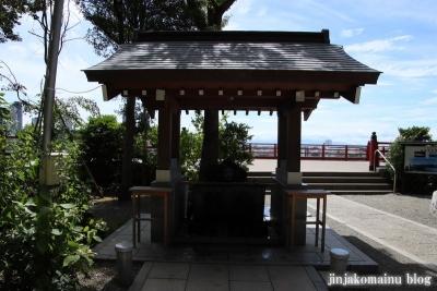 多摩川浅間神社(大田区田園調布)37