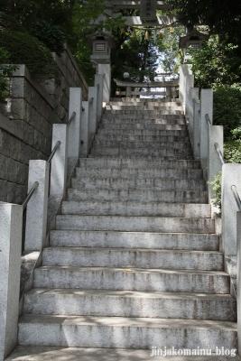 多摩川浅間神社(大田区田園調布)4