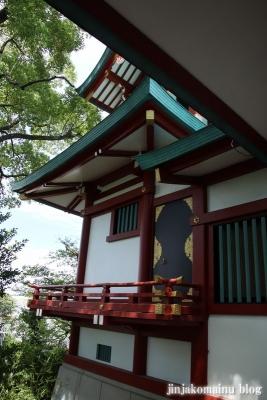 多摩川浅間神社(大田区田園調布)16