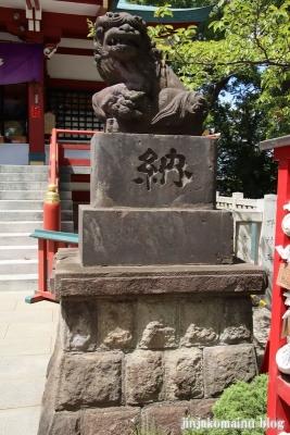 多摩川浅間神社(大田区田園調布)17