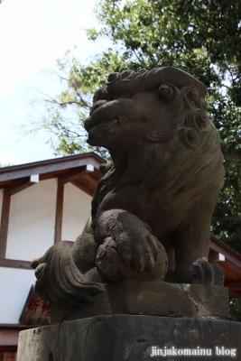 多摩川浅間神社(大田区田園調布)22