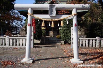 日枝神社(八王子市大和田町)8