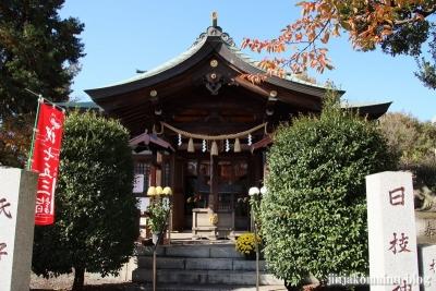 日枝神社(八王子市大和田町)11