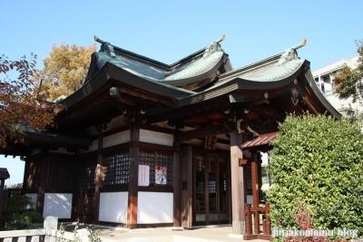 日枝神社(八王子市大和田町)12