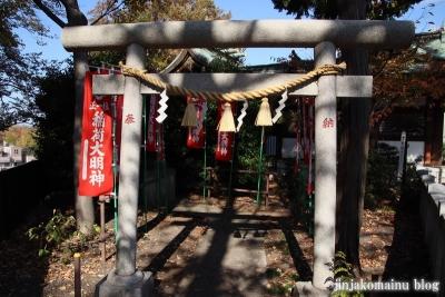 日枝神社(八王子市大和田町)14