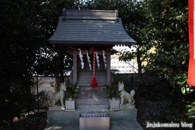 日枝神社(八王子市大和田町)15