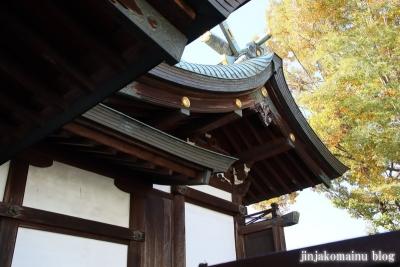 日枝神社(八王子市大和田町)16