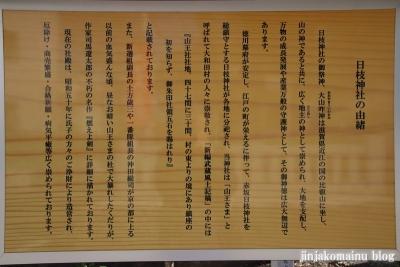 日枝神社(八王子市大和田町)28
