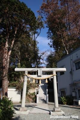 日枝神社(八王子市大和田町)1