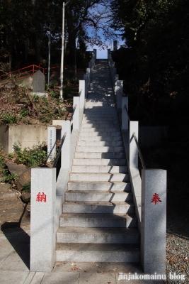 日枝神社(八王子市大和田町)4