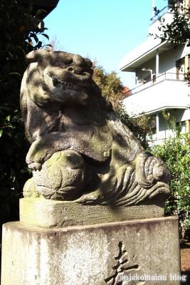 日枝神社(八王子市大和田町)18
