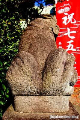 日枝神社(八王子市大和田町)24