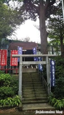 石川神社(大田区石川町)1