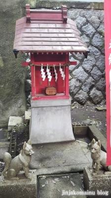 石川神社(大田区石川町)5