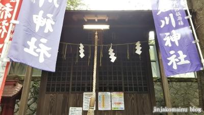 石川神社(大田区石川町)4