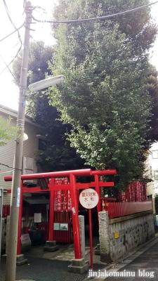 旗の台伏見稲荷神社(品川区旗の台)3