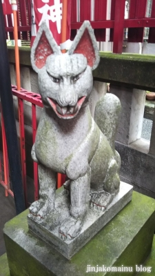 旗の台伏見稲荷神社(品川区旗の台)9