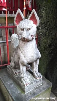 旗の台伏見稲荷神社(品川区旗の台)10