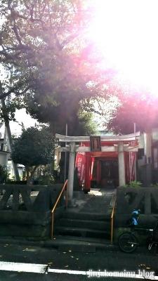 小池稲荷神社(大田区上池台)1
