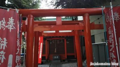 小池稲荷神社(大田区上池台)6