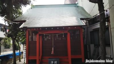 小池稲荷神社(大田区上池台)7