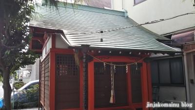 小池稲荷神社(大田区上池台)8
