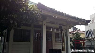 馬込浅間神社(大田区中馬込)7