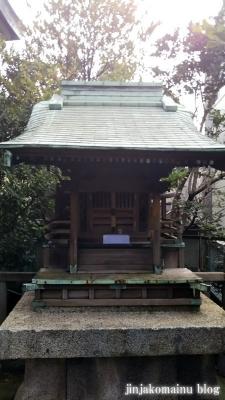 馬込浅間神社(大田区中馬込)5