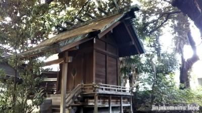 馬込天祖神社(大田区北馬込)5