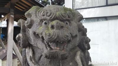 馬込天祖神社(大田区北馬込)14