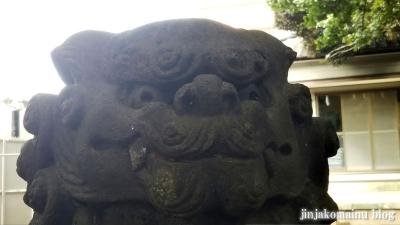 馬込天祖神社(大田区北馬込)17