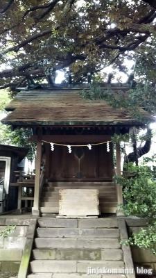 馬込天祖神社(大田区北馬込)4