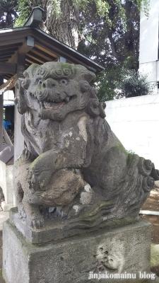 馬込天祖神社(大田区北馬込)7