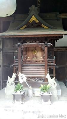 宮ノ下稲荷神社(大田区中馬込)5