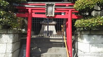 宮ノ下稲荷神社(大田区中馬込)2