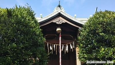 西二稲荷神社(大田区西馬込)8