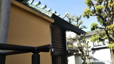 西二稲荷神社(大田区西馬込)11