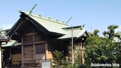 西二稲荷神社(大田区西馬込)12