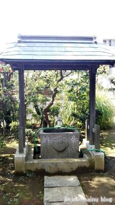 西二稲荷神社(大田区西馬込)7