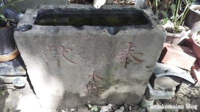 湯殿神社(大田区南馬込)4