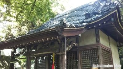 湯殿神社(大田区南馬込)6