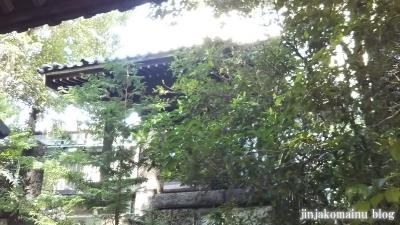 湯殿神社(大田区南馬込)7
